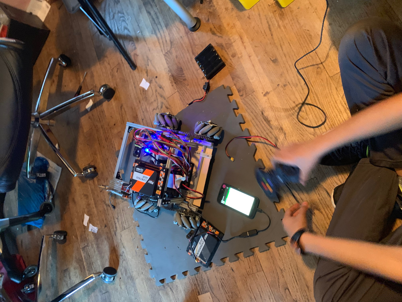 Astonishing Robot In 2 Days Day Two Iron Reign Robotics Dailytribune Chair Design For Home Dailytribuneorg